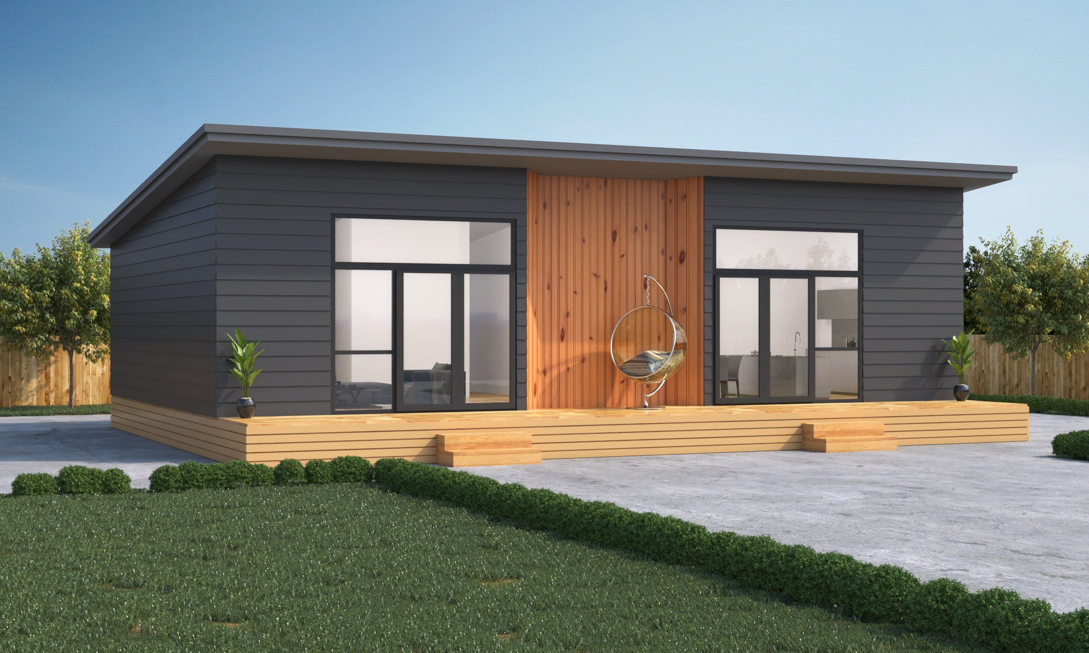 2 Bed Home Cheap And Affordable Prefab Homes Prefabricated Houses Modern Prefab Homes