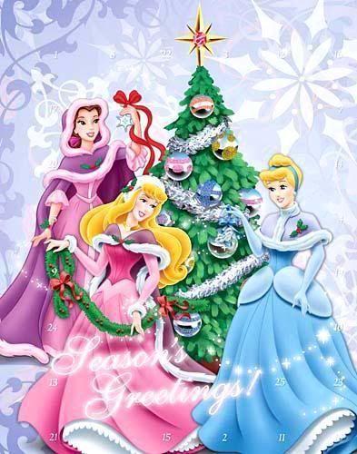 Christmas Princess photo Disney-Princess-disney-princess-6242957 ...