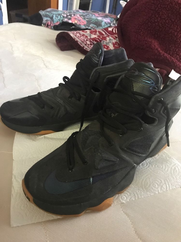 MENS NIKE LEBRON XIII 13 BLACK LION Size 9 Lakers 11 12 14 15 Soldier   fashion  clothing  shoes  accessories  mensshoes  athleticshoes (ebay link) 47abe6248