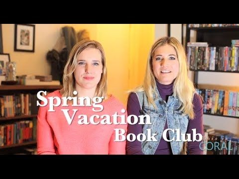 The Book Junkie & The Edgy Veg team up to bring you their reading recommendations for Spring break!