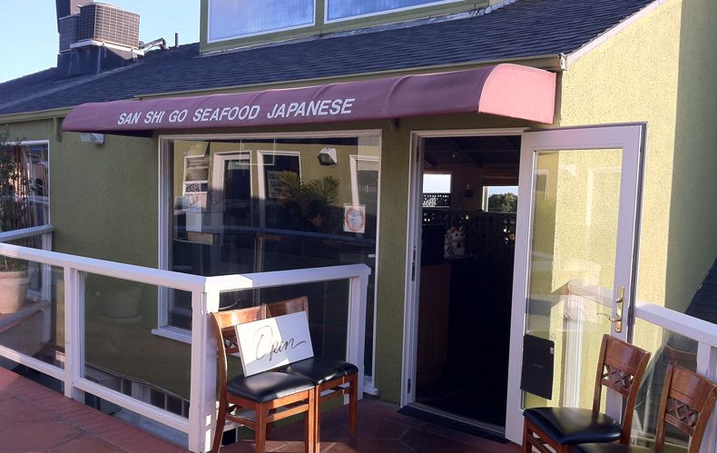 San Shi Go Laguna Beach Great Sushi Bar