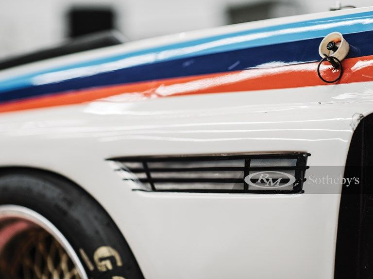 Offered From The Bmw Motorsport Collection Of Henry Schmitt Overall Winner Of The 1975 12 Hours Of Sebring Driven By Sam Posey Brian Red In 2020 Bmw Bmw E9 Motorsport