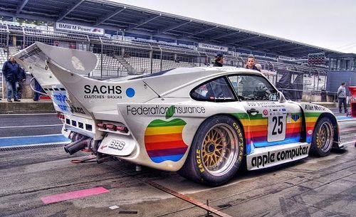Apple computers 935 Porsche
