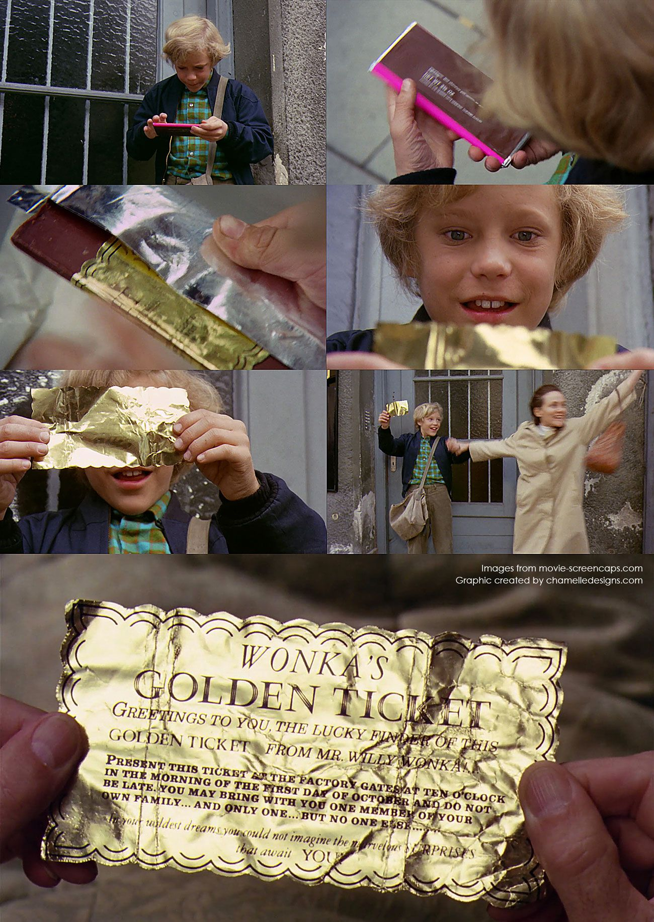 Peter Ostrum in Willy Wonka and the Chocolate Factory (1971), dir ...