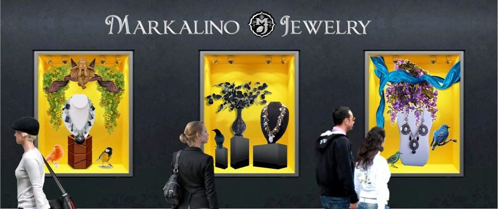 Check out what jewelry items are on sale this week at Markalino Jewelry on @Etsy #jewelrysale #discountjewelry