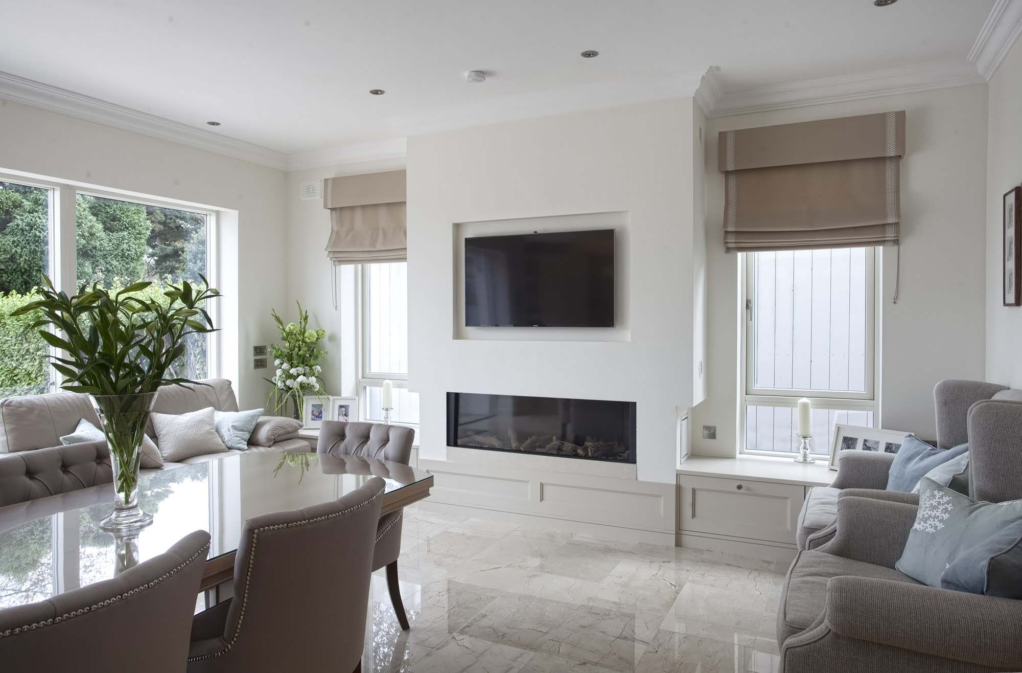 Stunning kitchen design Galway. Modern take on a classical design ...