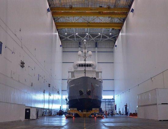 Interview with Nakilat Damen Shipyards Qatar - Full News