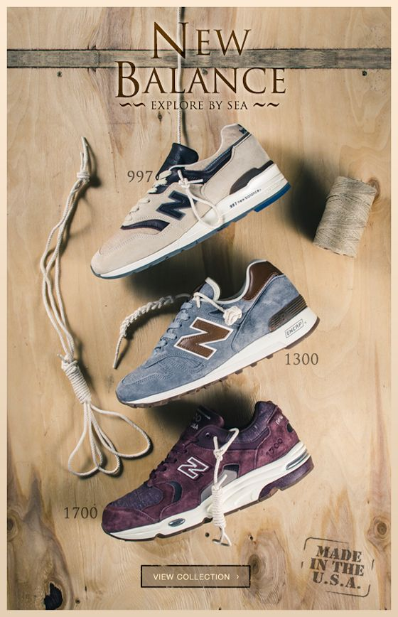 New Balance Explore by Sea Pack   Men's Fashion   Mens gear