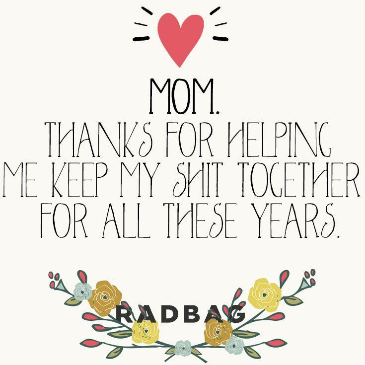 Muttertagssprüche - You are my favorite Mom. | Poem