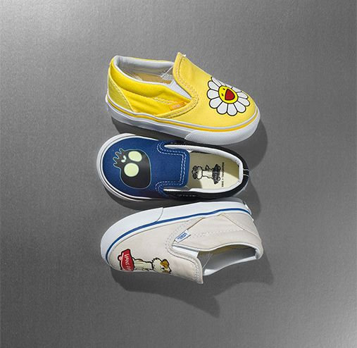 Really want these! Vault by Vans x Takashi Murakami