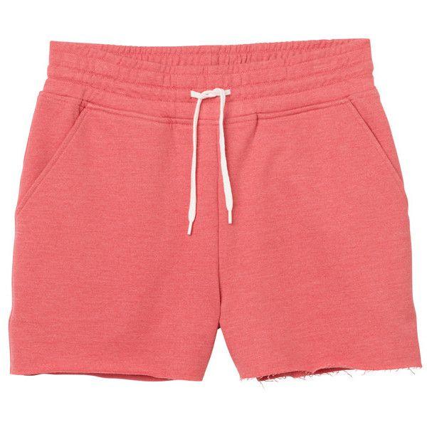 Monki Mallory shorts ($26) ❤ liked on Polyvore