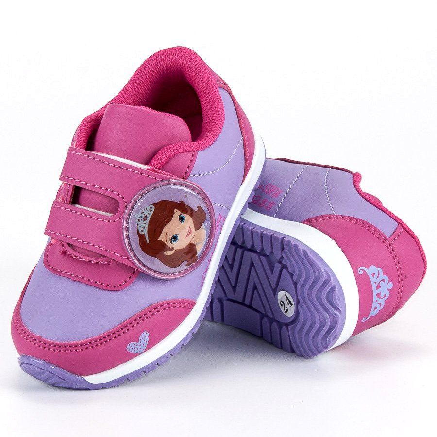 Buty Sportowe Dzieciece Dla Dzieci Butymodne Fioletowe Rozowe Trampki Na Rzep Jej Wysokosc Zosia Butymodne Winter Shoes Baby Shoes Shoes