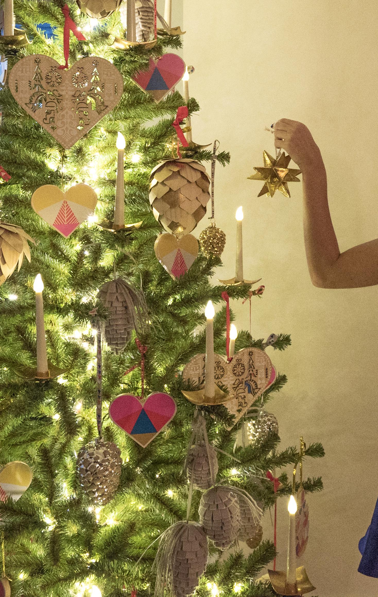 Nordstrom At Home Metallic Star Ornament Nordstrom Christmas Tree Decorations Christmas Christmas Joy