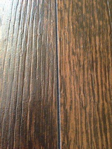 Our New Place Black Is The New Black Wood Plank Tile Wood Tile Faux Wood Tiles