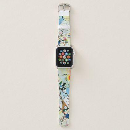Composition Viii By Wassily Kandinsky Apple Watch Band Zazzle