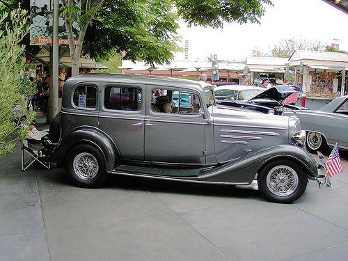 Flickriver: Photoset '1934 Chevrolet Master 4-Door Sedan' by dmentd