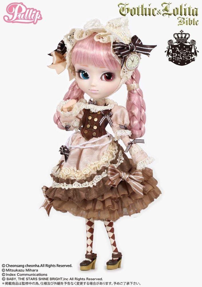 """Pullip NELLA Retro memory version Groove Japan """"12 Doll Pretty Cute import P-077 #Pullip"""