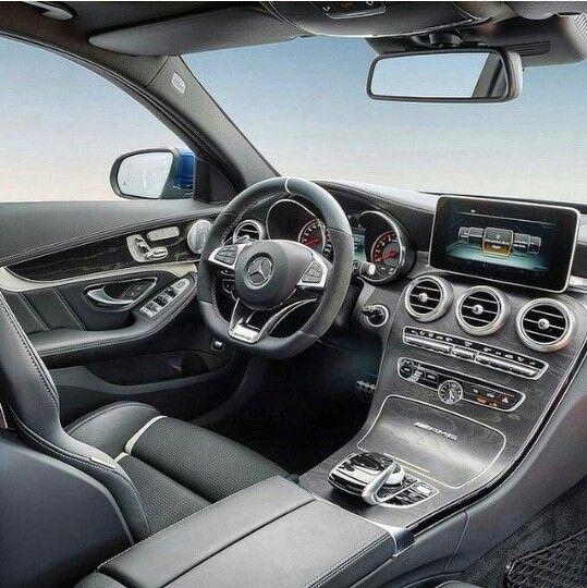 Mercedes Benz C63 AMG interior | The Garage | Pinterest | Mercedes ...