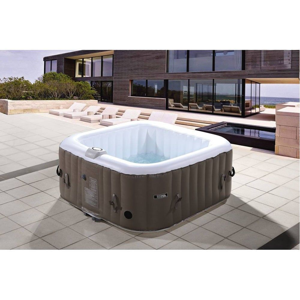 Spa Pas Cher Gifi Spa Gonflable Spa Gonflable