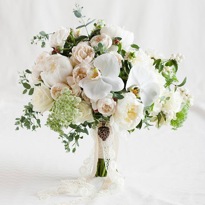 20 Very Pretty Wedding Bouquets