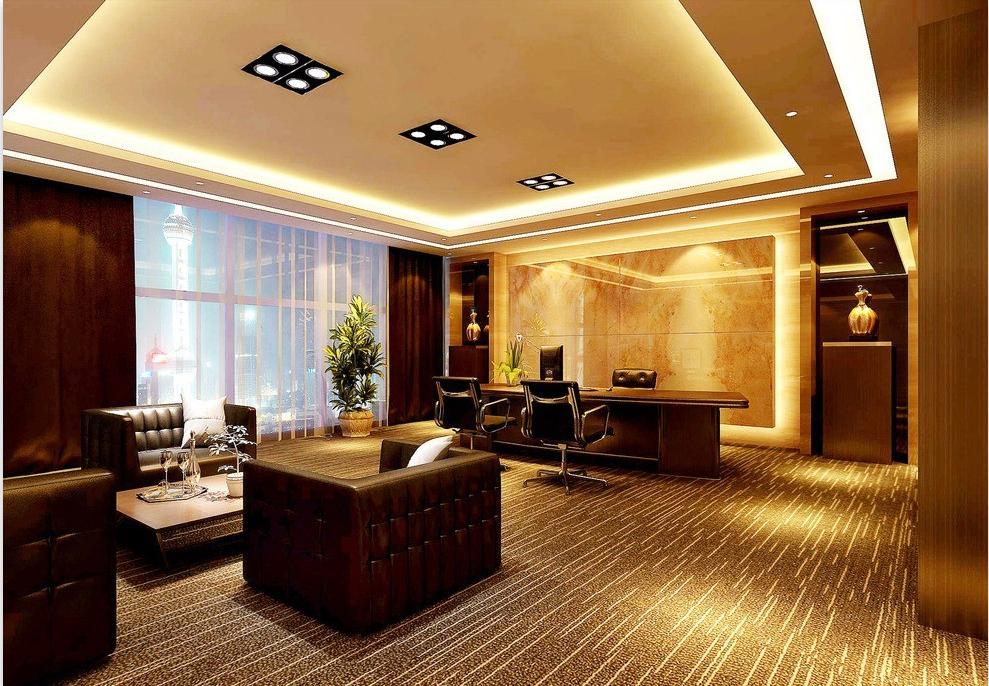 Boardroom Ceiling Ofis Dekorasyon Ofis Tasarımları