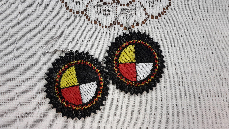 Jo Jo S Dangle Earrings Featuring The Native American