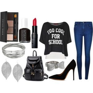 Are you too cool for school?