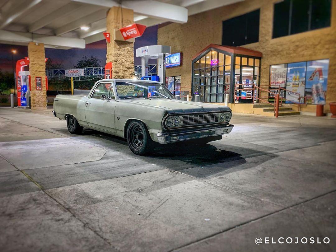 1964 Elcamino Chevy Chevrolet Cammed Chevroletperformance Chevroletelca Chevy Fiat Chrysler Automobiles Chevrolet El Camino