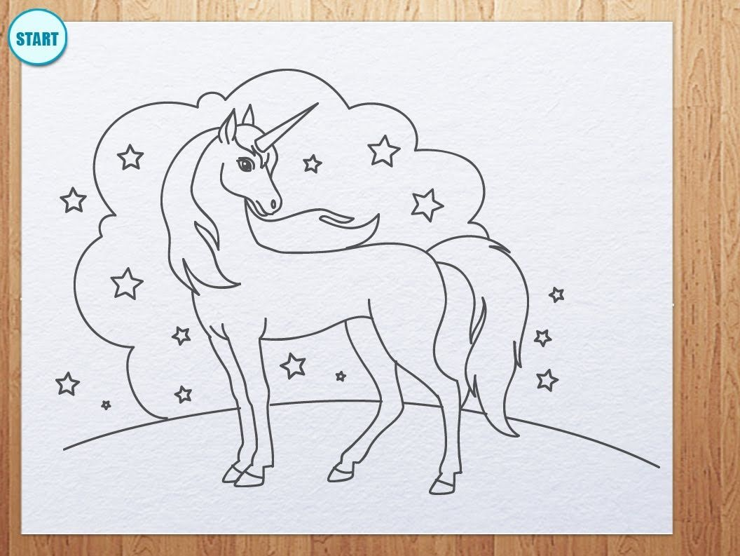 best 20 how to draw unicorn ideas on pinterest u2014no signup required