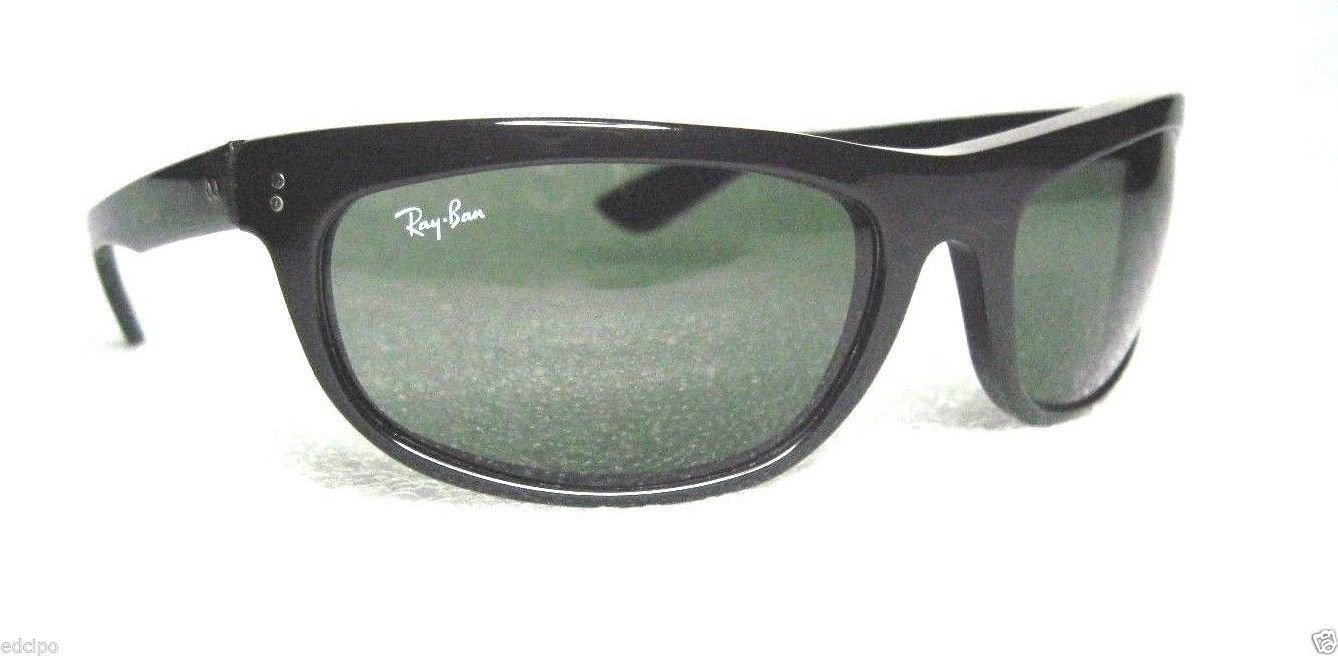 911c6d4c6 ... canada ray ban nos vintage bl balorama predator l2870 glossblk new  sunglasses case a65ee 4c14a