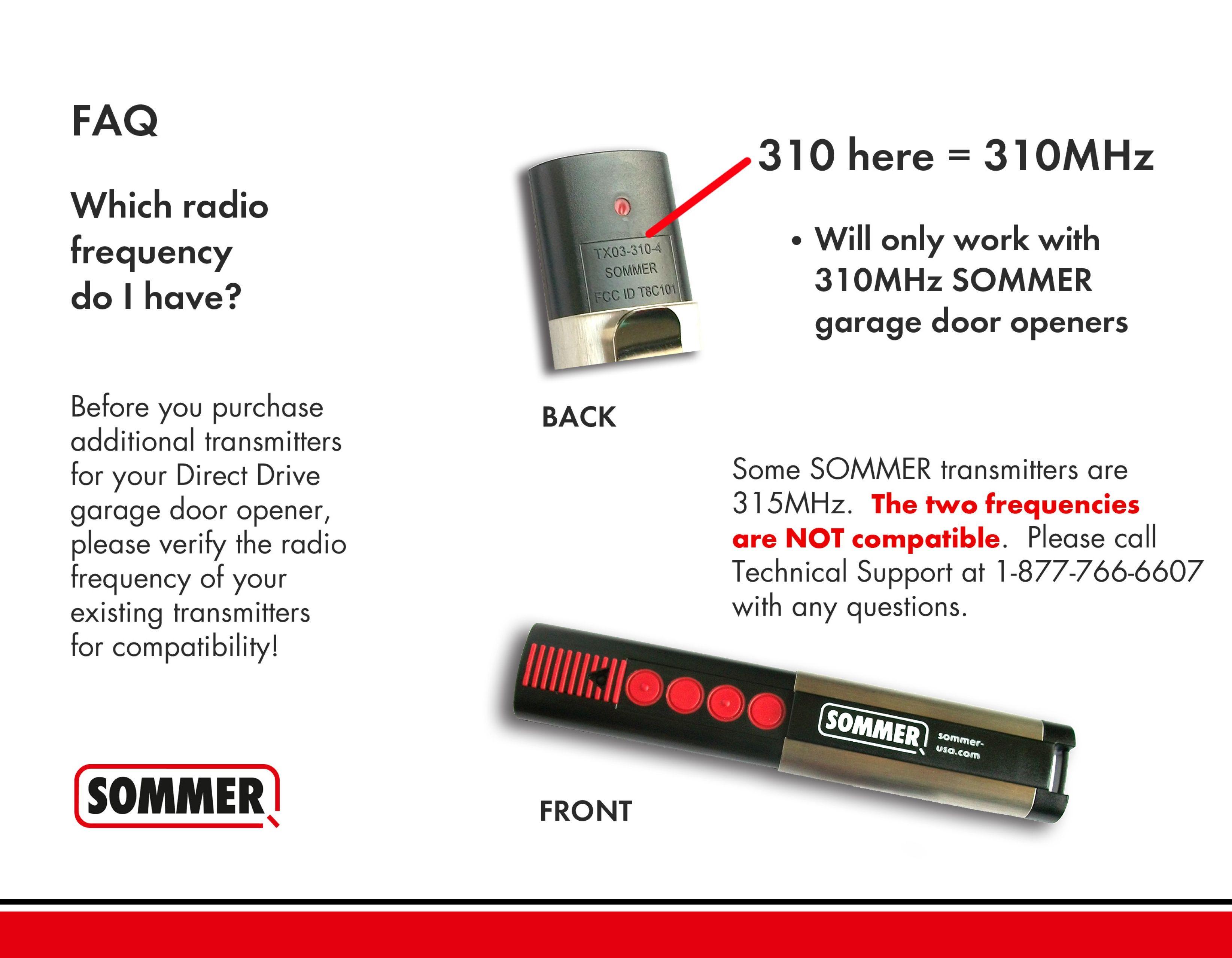 Fcc Garage Door Opener Frequencies For Desire Httpvoteno123