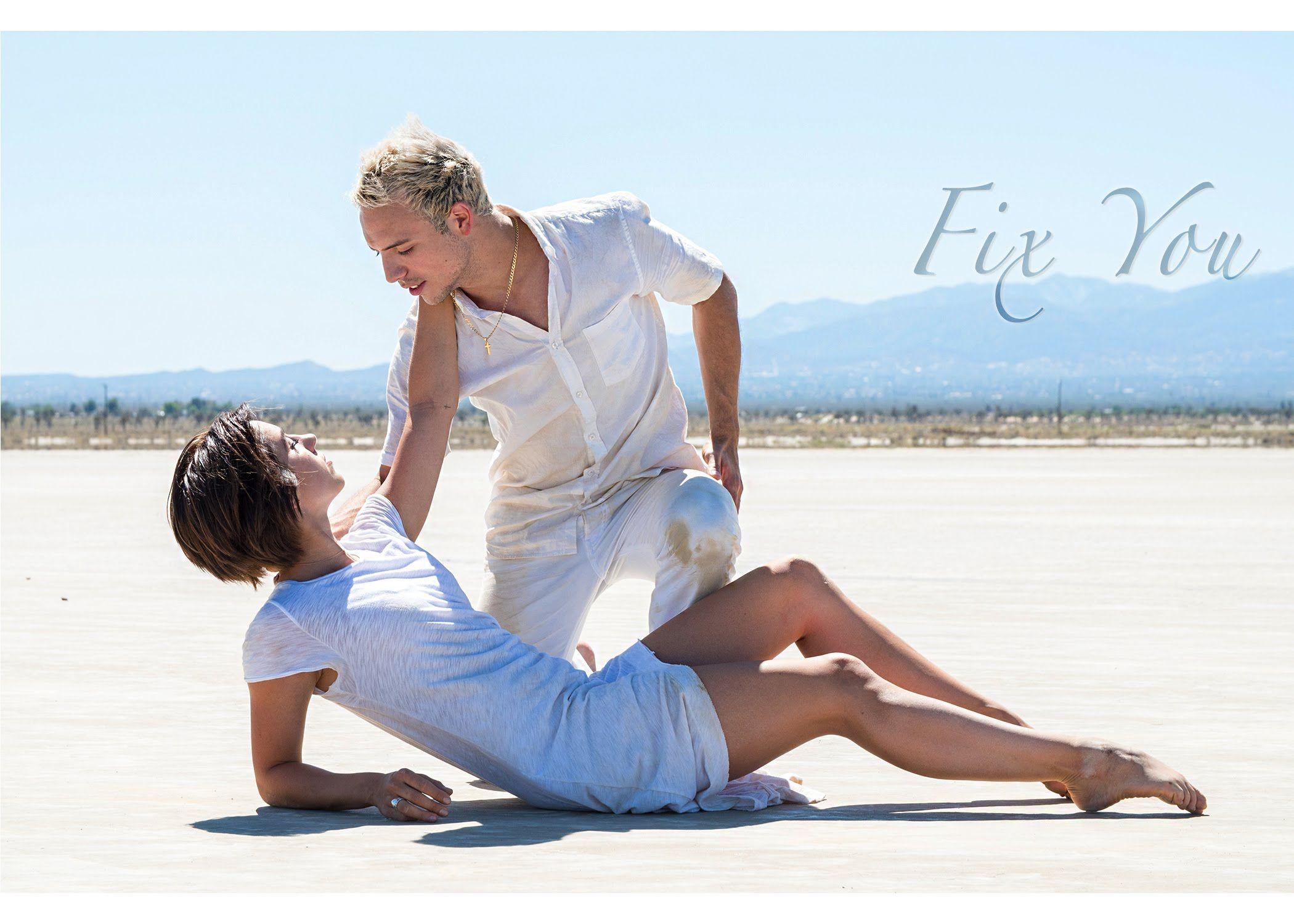Fix You @coldplay   Choreography @IaMEmiliodosal & @Kelsey_Landers
