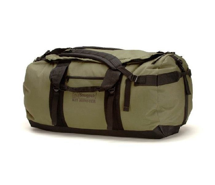 e10fbab108d5a Snugpak Kit Monster 120L Holdall Olive