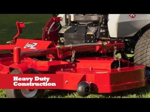 Exmark Lazer Z DS-Series Diesel Mowers | Mutton Power