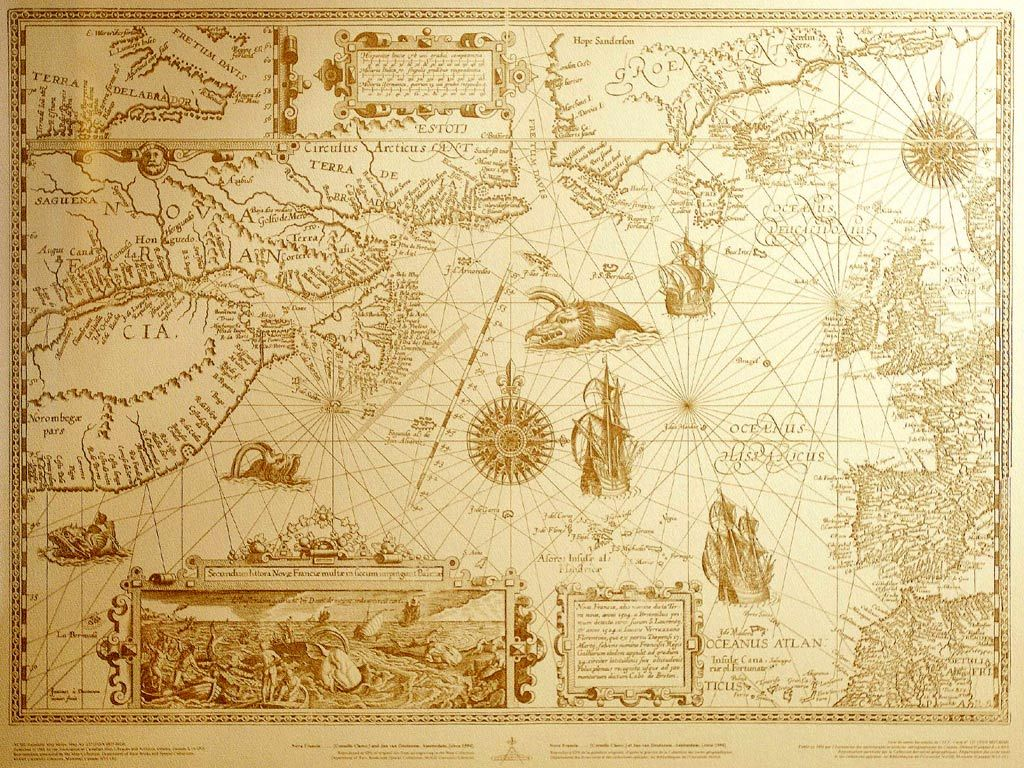 simple treasure maps vintage - photo #25