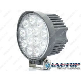 39w 24 Volt Mining Working Lamp Round 4 6 Rohs E Mark Ip67 Can Be Widely Used For Mining Etc All Vehicle This 39w Led Work Light With Mining Lights Led Work