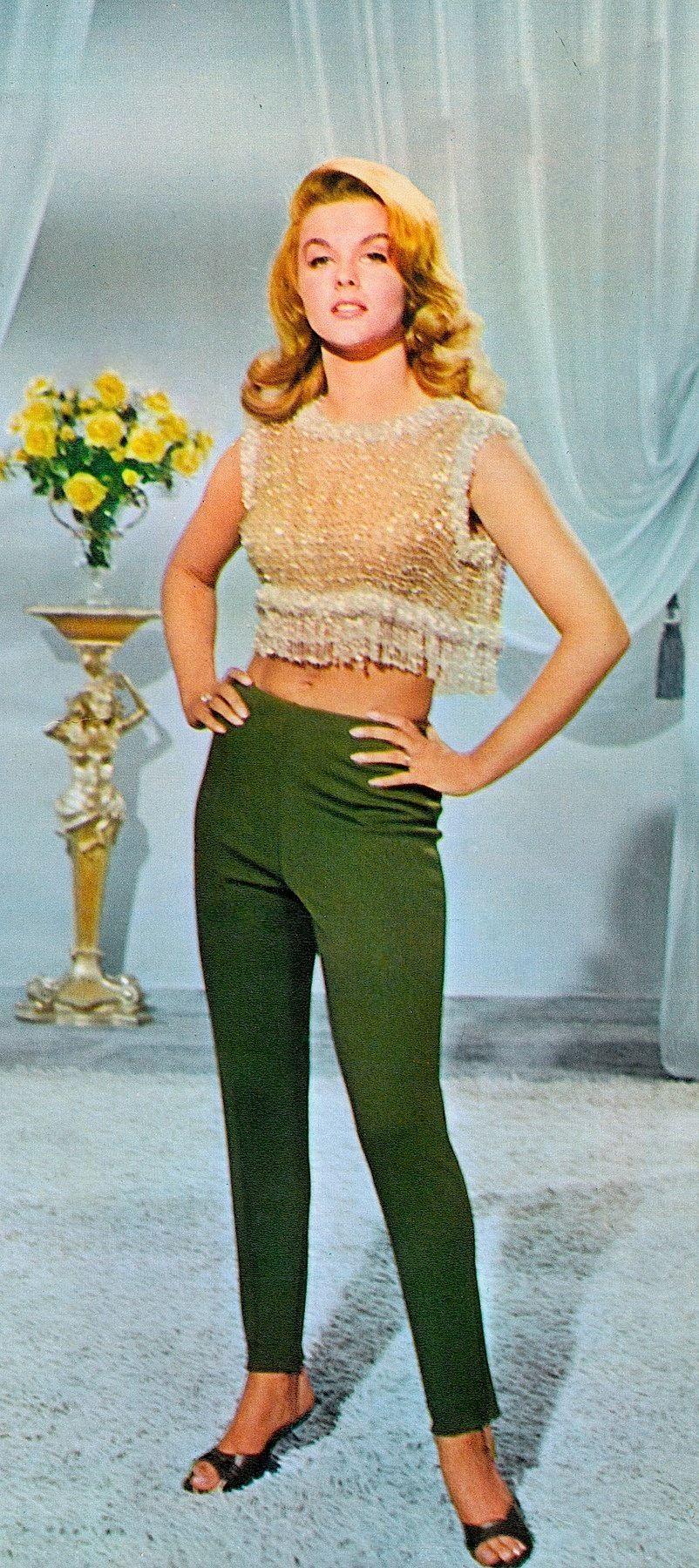 Ann margret actress singer screen magazine japan may 1965 please
