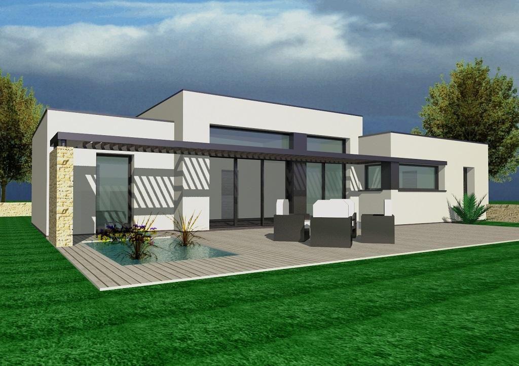 17fbb5e1 216f 484f 9cf4 6afb35adac59 1200 1024 723 - Modele d architecture de maison ...