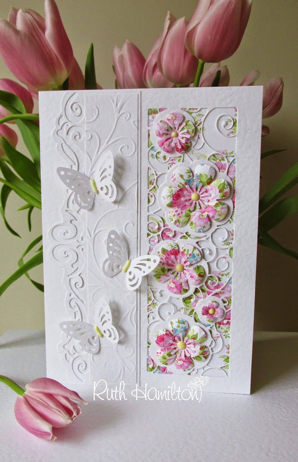 A Passion For Cards: Bellus Buttercup card