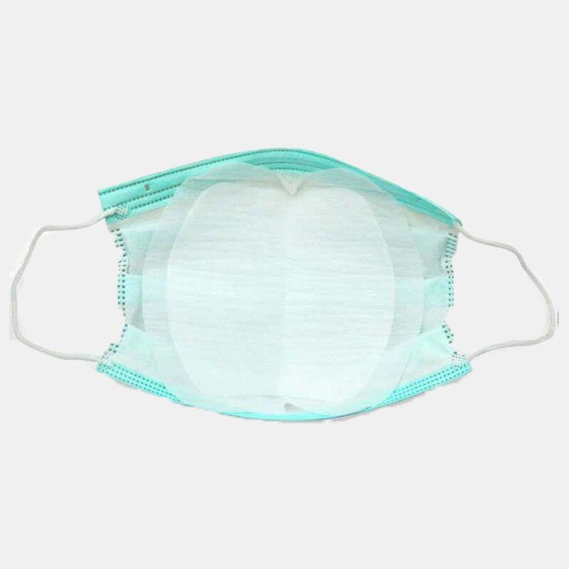 2020 的 100 Stuck Einwegmaske Innenpolster Pm2 5 Filter Cotton Pad