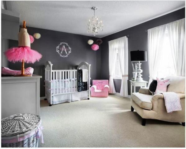 idee deco chambre bebe fille | idée brico bébé | Pinterest ...