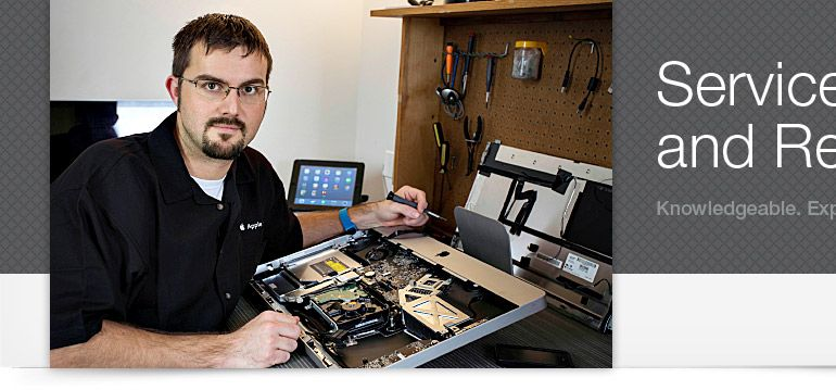 awesome Macbook Laptop Repair Banner for Website Designers to Use – Laptop Repair Technician