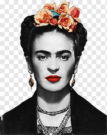 Ilustracao De Mulher Com Vestido De Cabeca Floral Nickolas Muray Frida Artist Painter Outros Png Grati Freida Kahlo Paintings Frida Paintings Kahlo Paintings