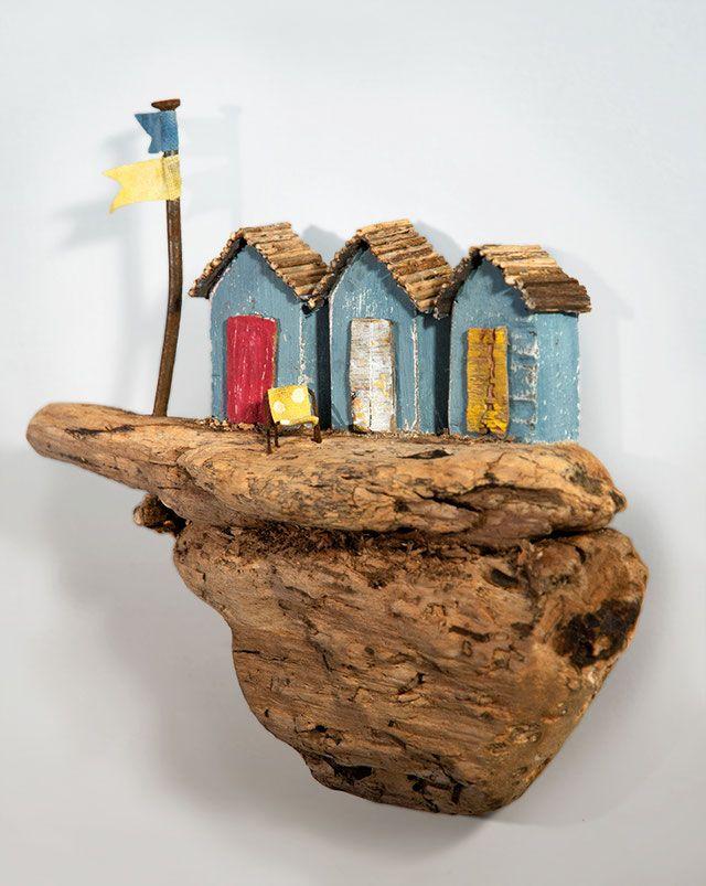 Treibholz Kunst christine grandt - treibholzkunst, maritime geschenke, miniaturen