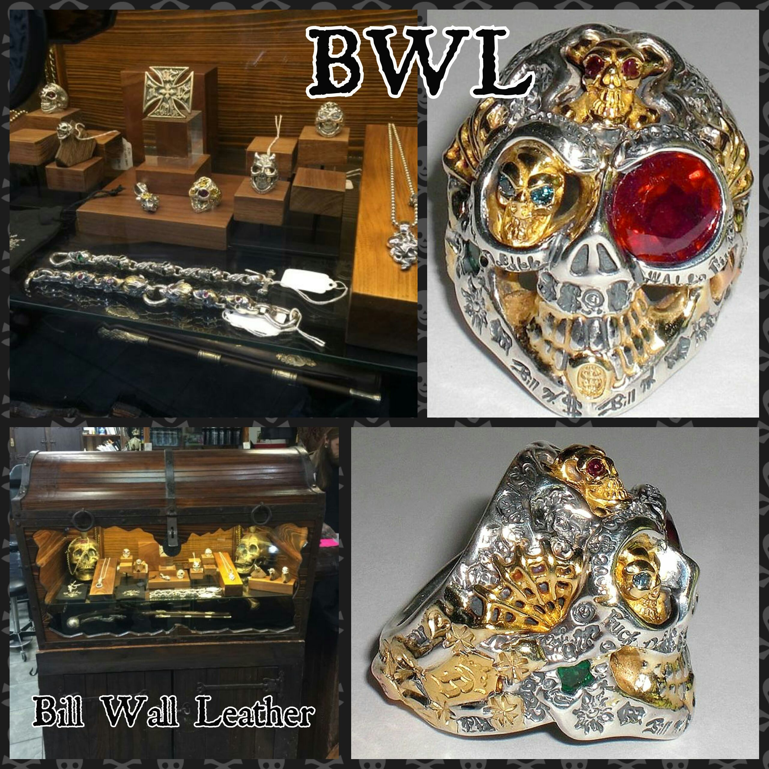 bill wall leather available at studio city tattoo https www