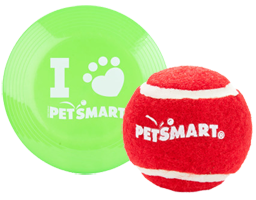 FREE Pet Toys At PetSmart on http://hunt4freebies.com