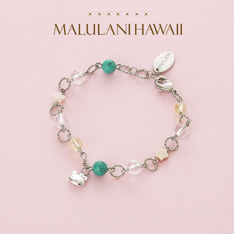 Hello Kitty × Maruranihawai constellation Leo bracelet Sanrio online shop - official mail order site