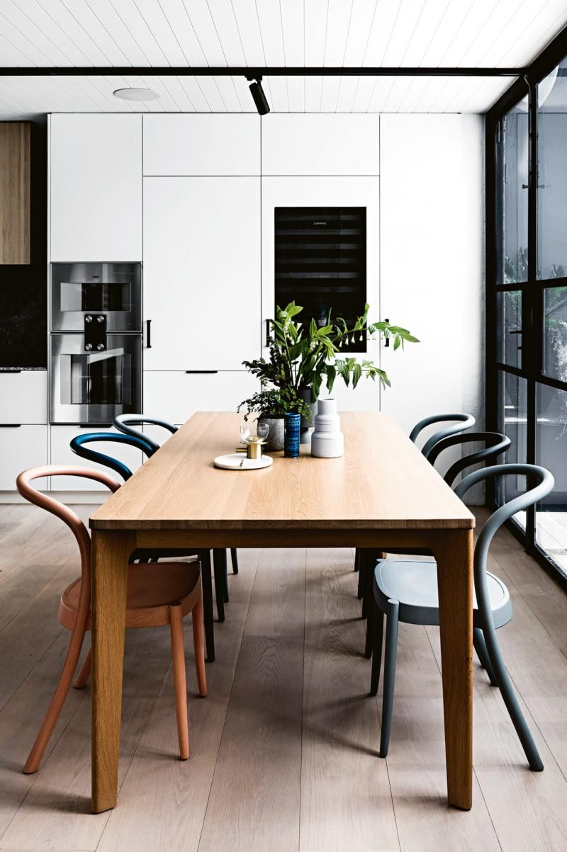 new urban: a foodie family create their dream home. photography