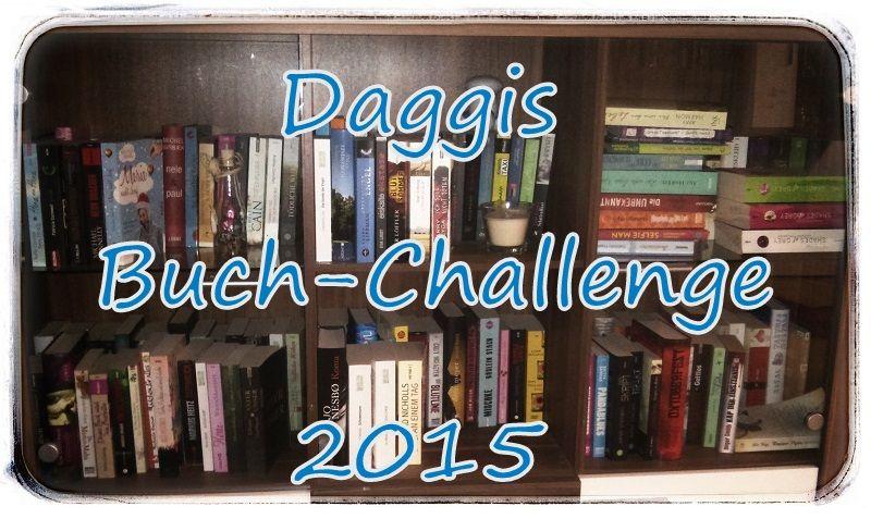 Ab sofort könnt Ihr Euch zur #Buchchallenge #Lesechallenge 2015 anmelden.  http://www.daggis-welt.de/18442/daggis-buch-challenge-2015/