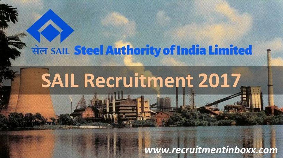 Sail Recruitment 2019 Notification 72 Mining Sirdar Overman Surveyor Recruitment Sailing Job Seeker